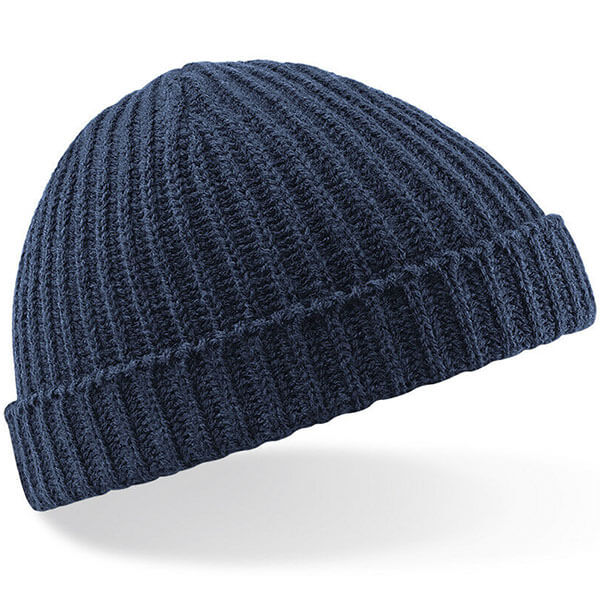Retro Style Knitted Fisherman Beanie
