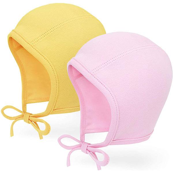 Ultra Soft Bonnet Hat Beanie for Babies