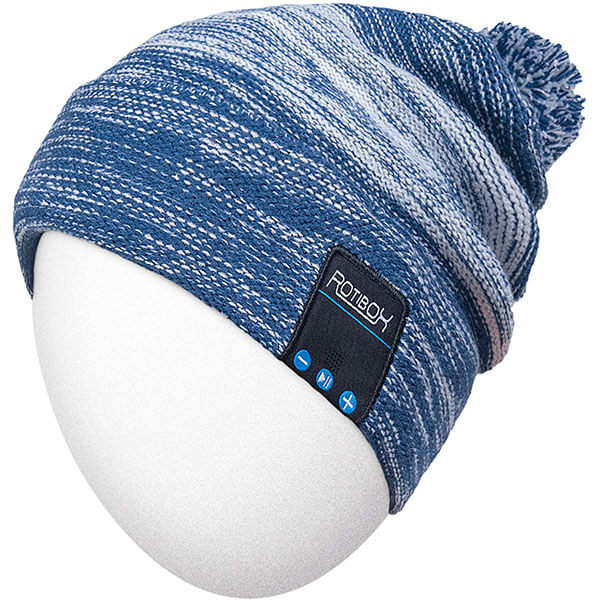 Bluetooth Beanie Hat for Men