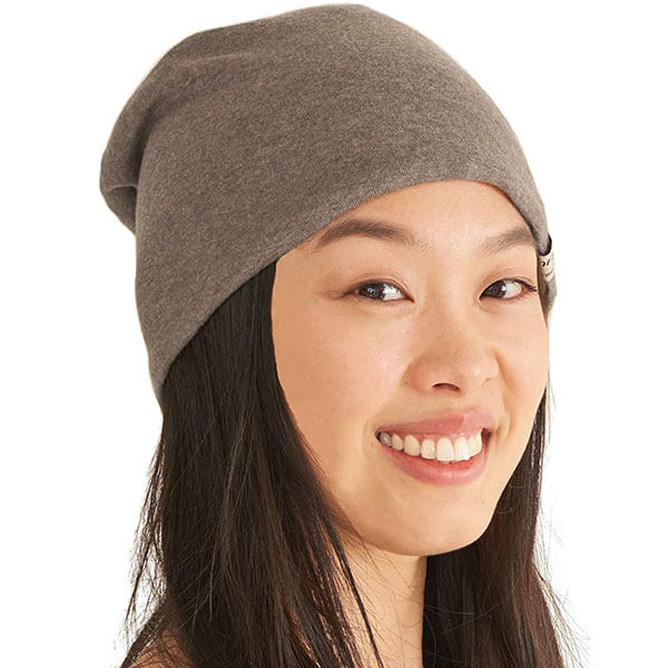 Organic Cotton Reversible Beanie