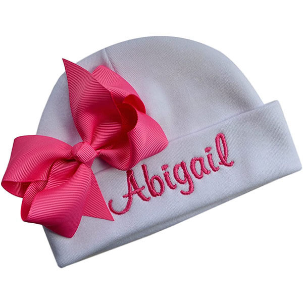 Personalized Embroidery Beanie Hat