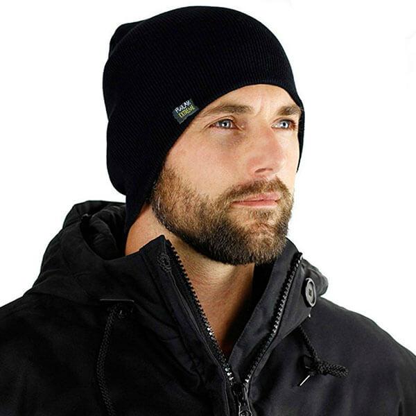 Polar Thermal Fleece Lining Beanie