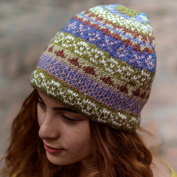 Oliver Green Women' Wool Beanie