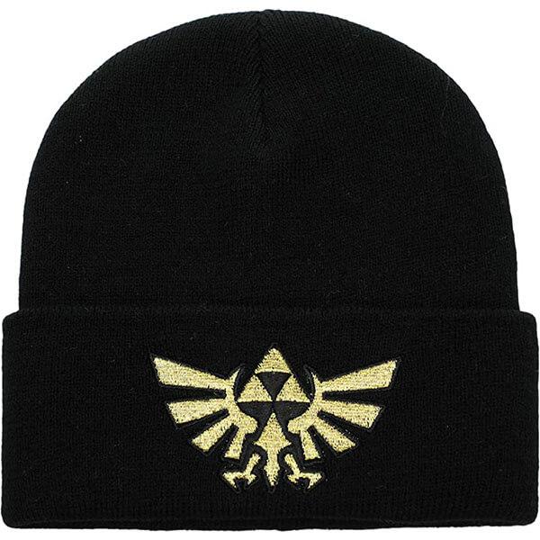 Legend of Zelda Triforce Knit Beanie