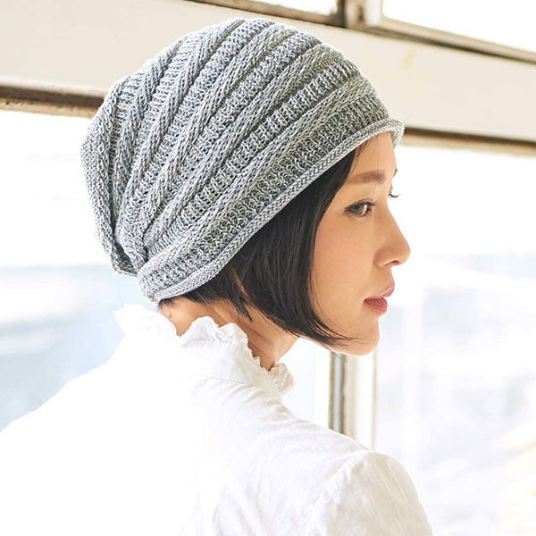 Hipster Knit Style Slouchy Summer Beanie
