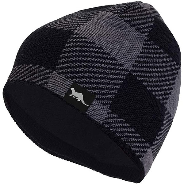 Breathable And Versatile Windproof Beanie Hat