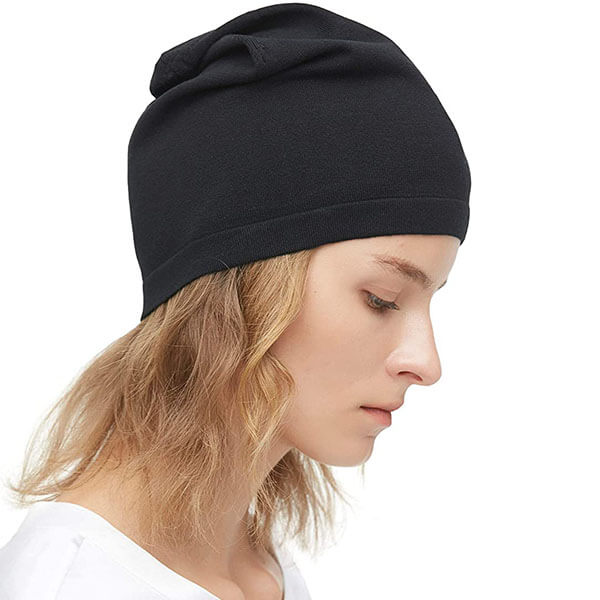 Skin-Safe Comfortably Tight Beanie
