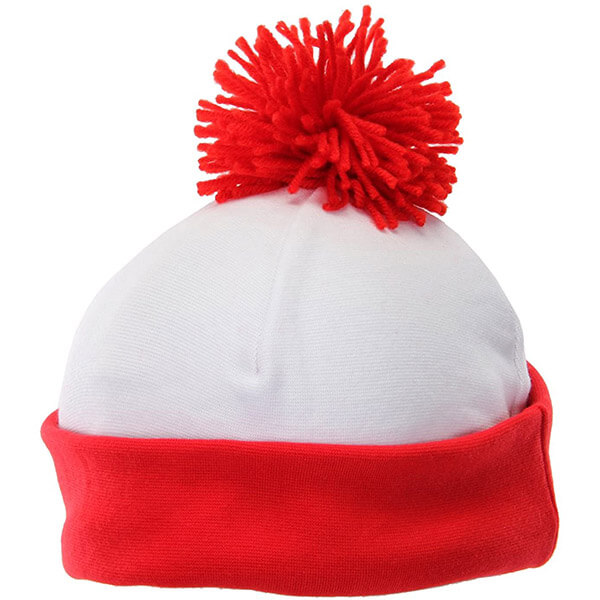 Exquisite And Playful Waldo Beanie For Winter