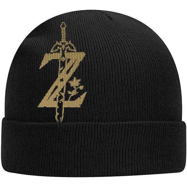Legend of Zelda Sward Knit Hat