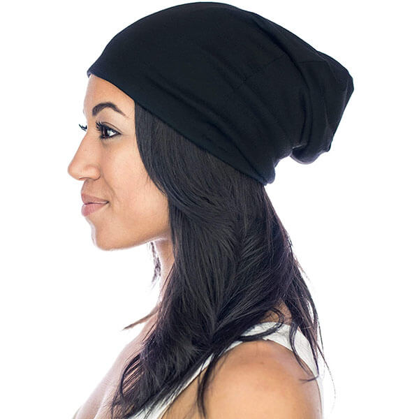 Stylish Sleep Cap Style Tight Beanie Hat