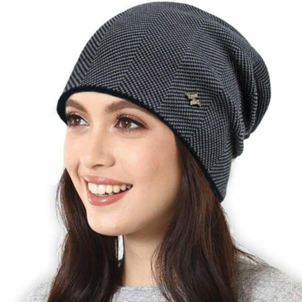 Baggy Style Knitted Warm Winter Slouchy Beanie