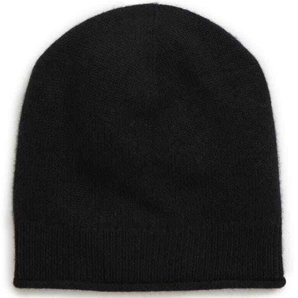 Soft Beanie Black Hat