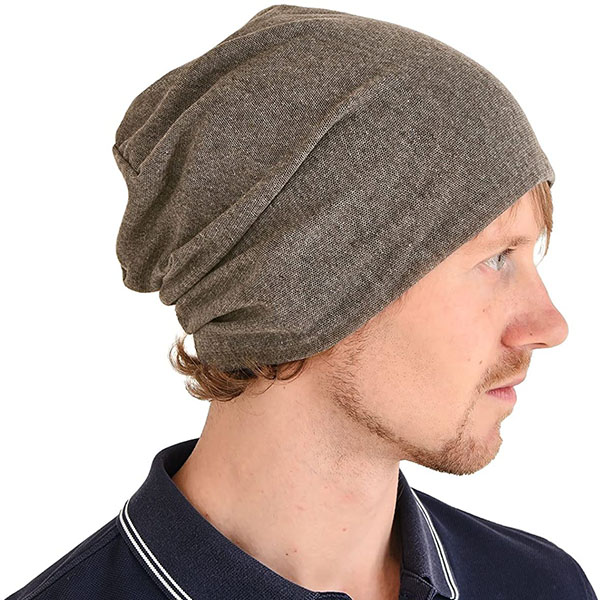 Lightweight Thin Summer Beanie Hat