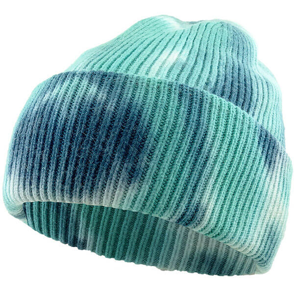 Ribbed Knit Winter Skull Cap Beanie Hat