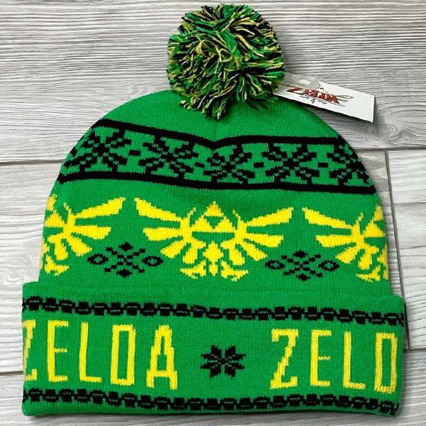 Winter Knit Cap with pom