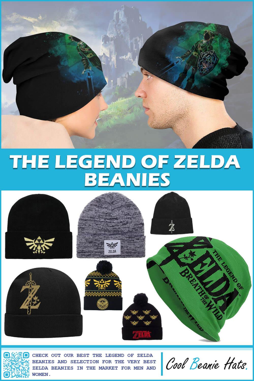 The Legend of Zelda Beanies