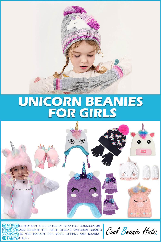 Unicorn Beanies