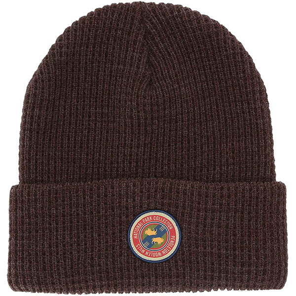 Basic style waffle knit beanie for all