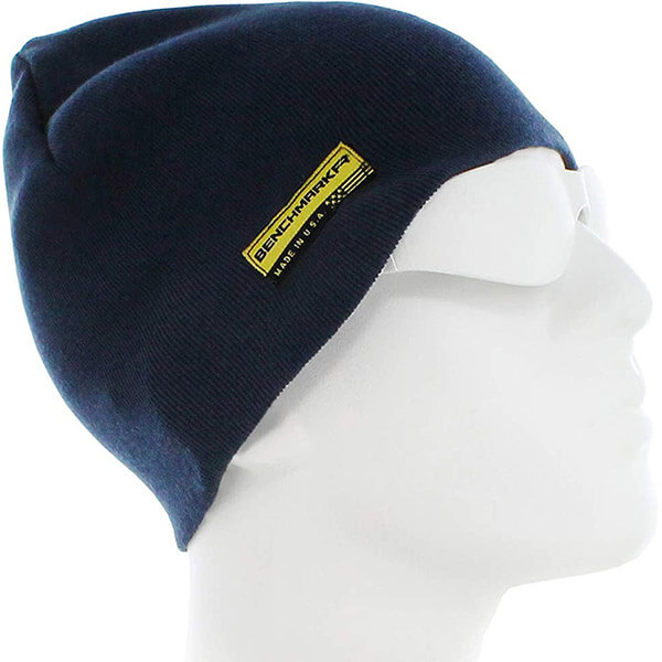 Navy Brimless Flame Resistant Beanie