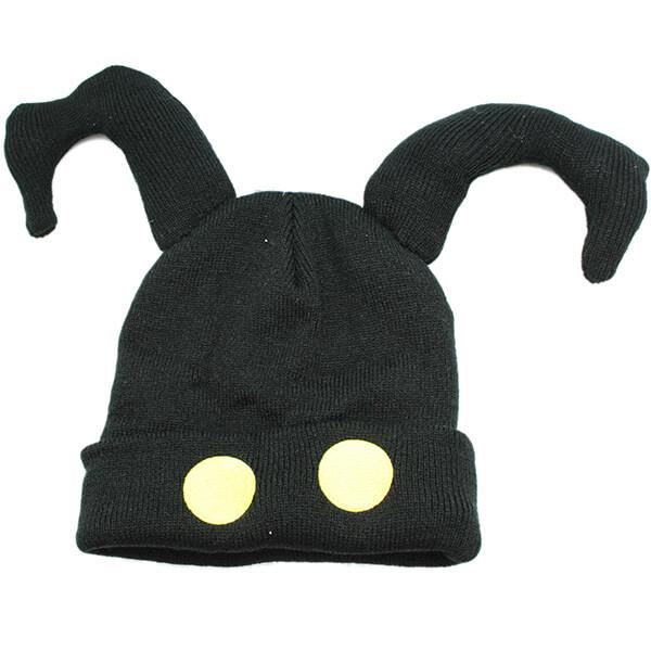 Monstrous horn beanie for Halloween
