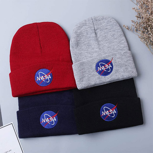 Popular NASA Beanie at Affordable Price
