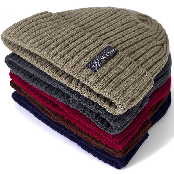 Cool Affordable Cuffed Beanie for Men