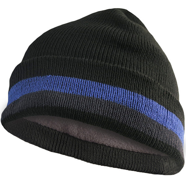 Casual Style Cuffed Beanie for Winter