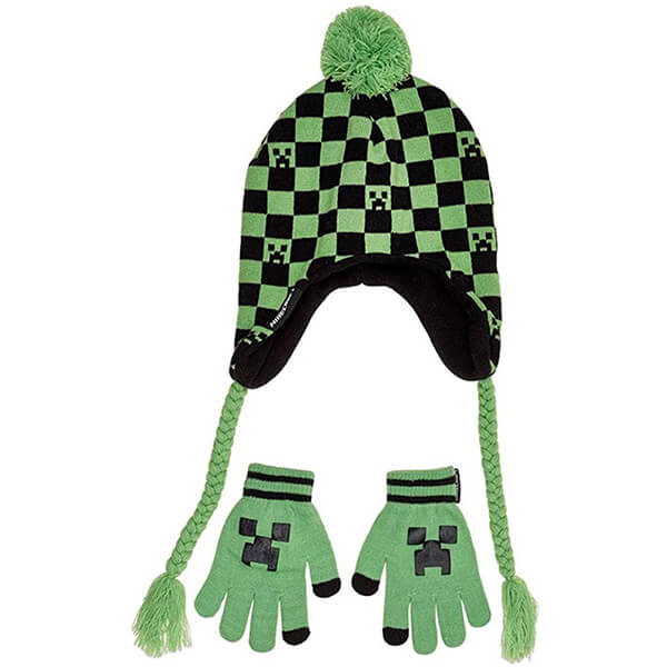 Complete Coverage Beanie With Tie Straps for Your Naughty Kid