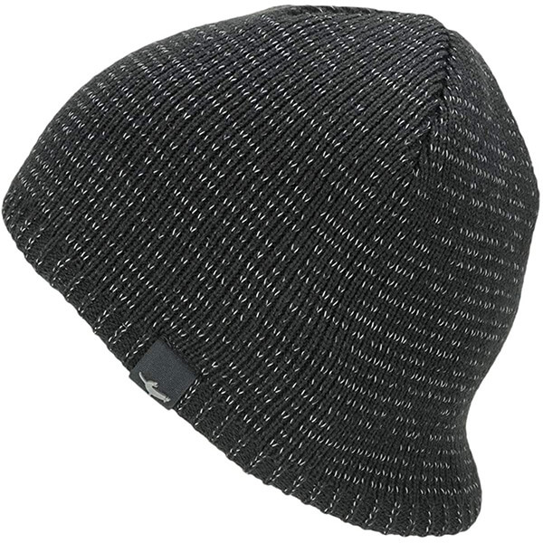 Safety reflective beanies for your head size