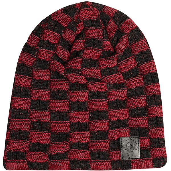 Two-Tone Beanies for Big Head Sizes