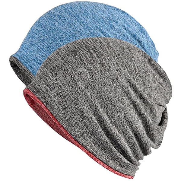 Multifunctional, 3 uses in one running beanies