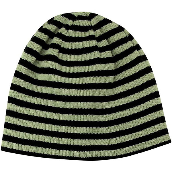 Striped reversible cuffless beanies for everyone
