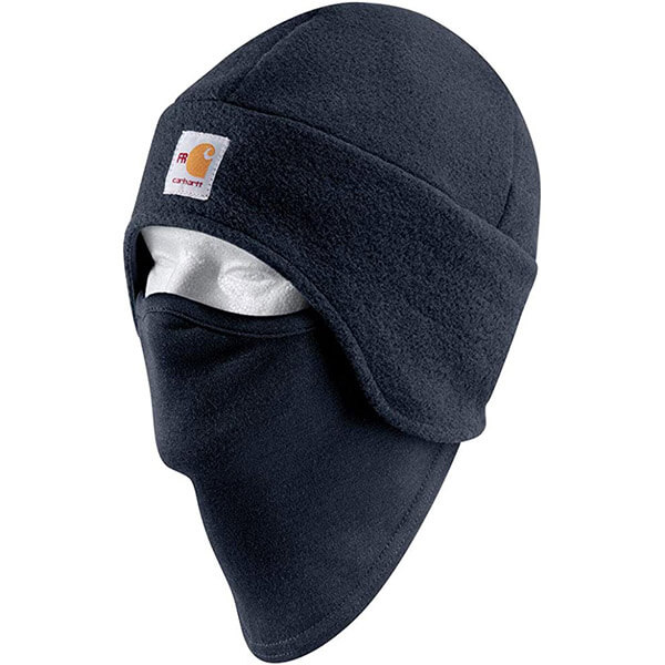 Long Durable Flame Resistant Beanie with Face Mask