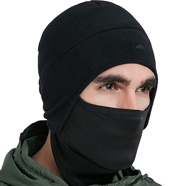 Best selling affordable motorcycle beanie with face wear