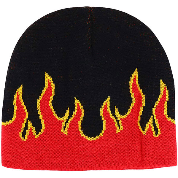 100% Acrylic Fire Beanie for All Reasons