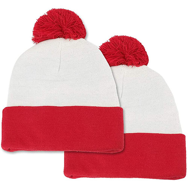 Waldo Two Tone Beanies Combo at Affordable Price