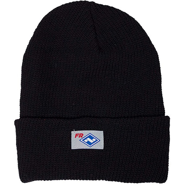 Comfortable Knit Double Layered FR Beanie