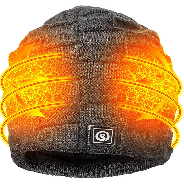 Long durable heat up beanie for an affordable price