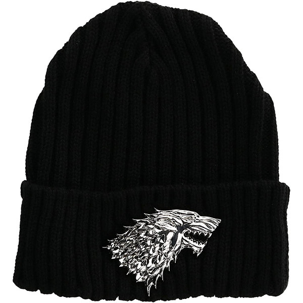 Trendsetting Wolf Beanie for All Places