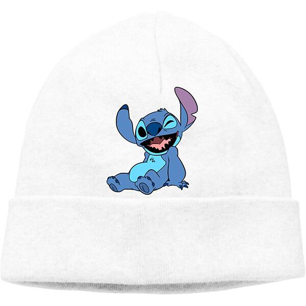 Unisex Lilo and Stitch Knit Winter Hat