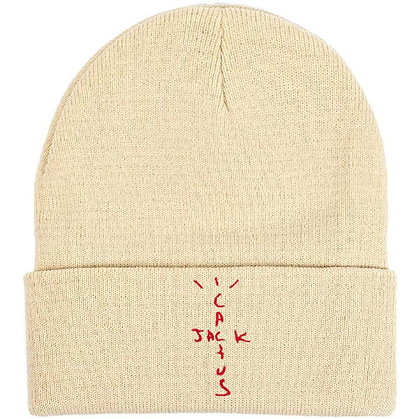 100% Cotton No Sweat Embroidery Beanie