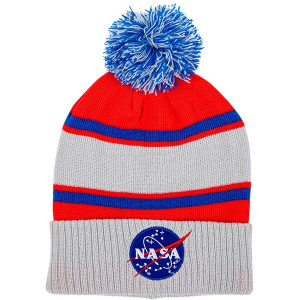 Eye Catching Warm NASA Beanie for All