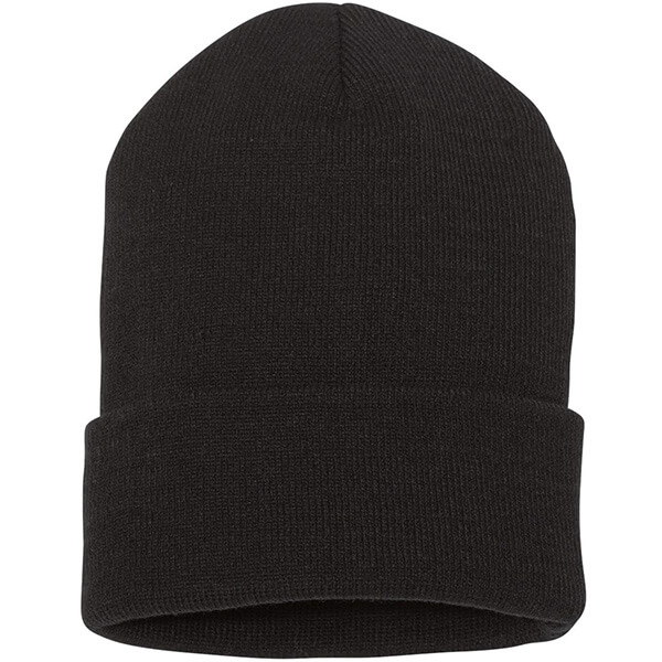 Simple Men's Cuffed Beanie for Half Price