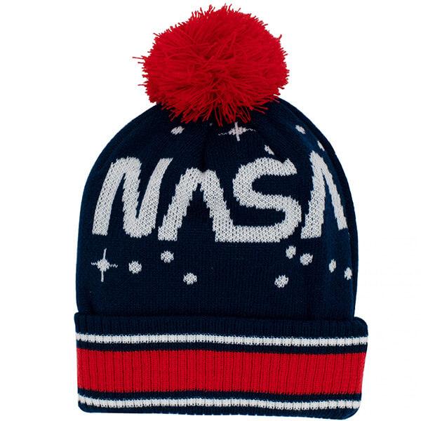 Warm Space Designed NASA Beanie