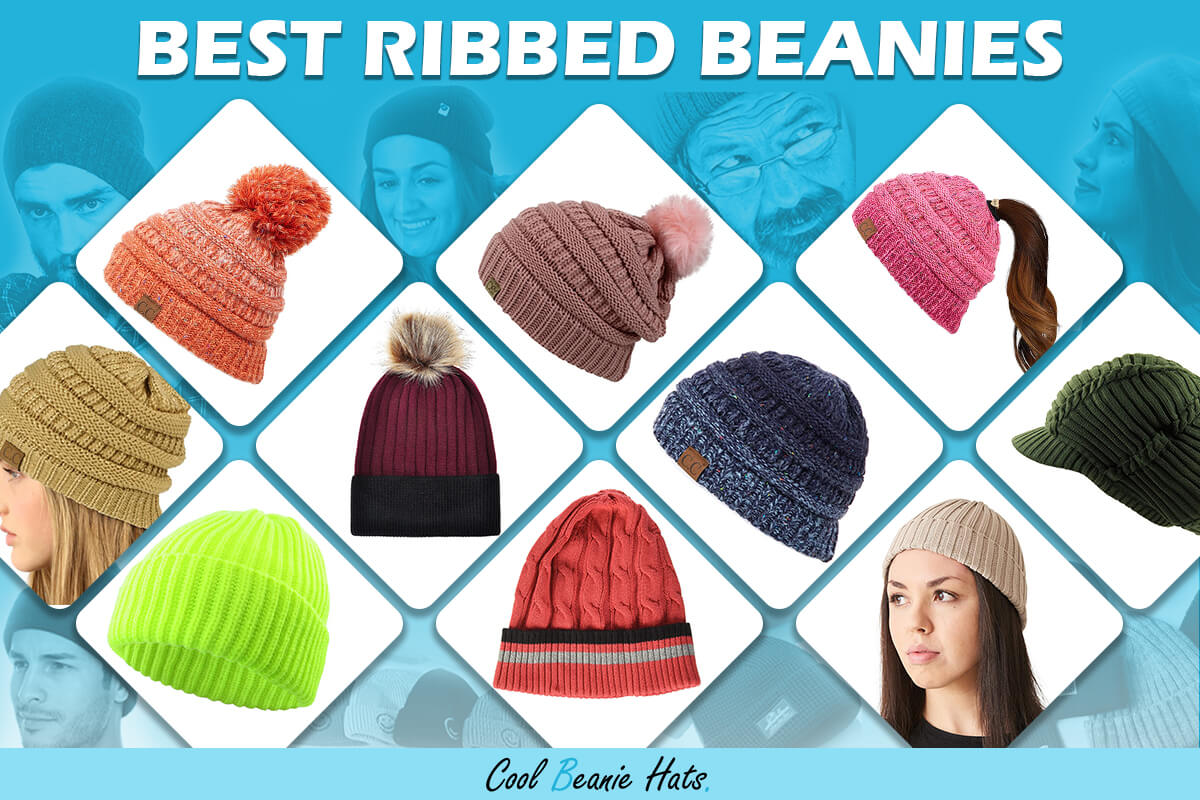 Best ribbed beanies