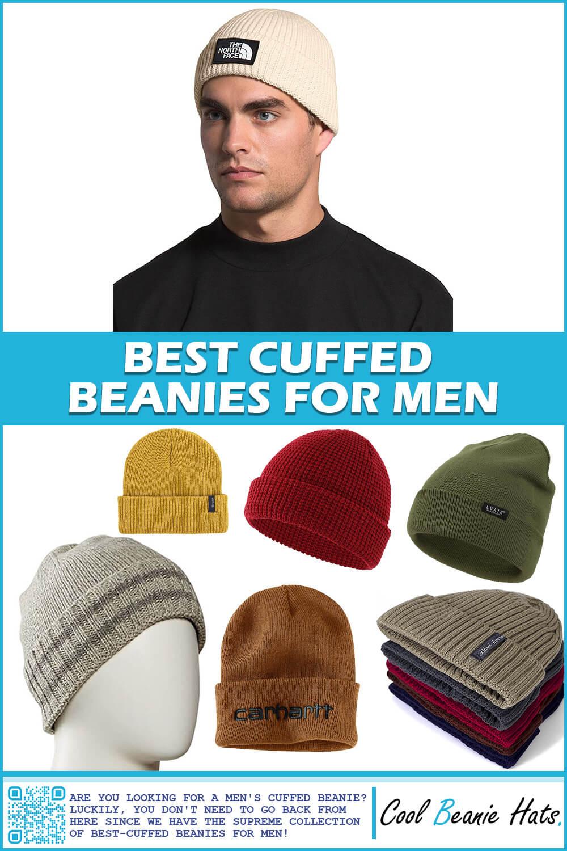 best cuffed beanies for men