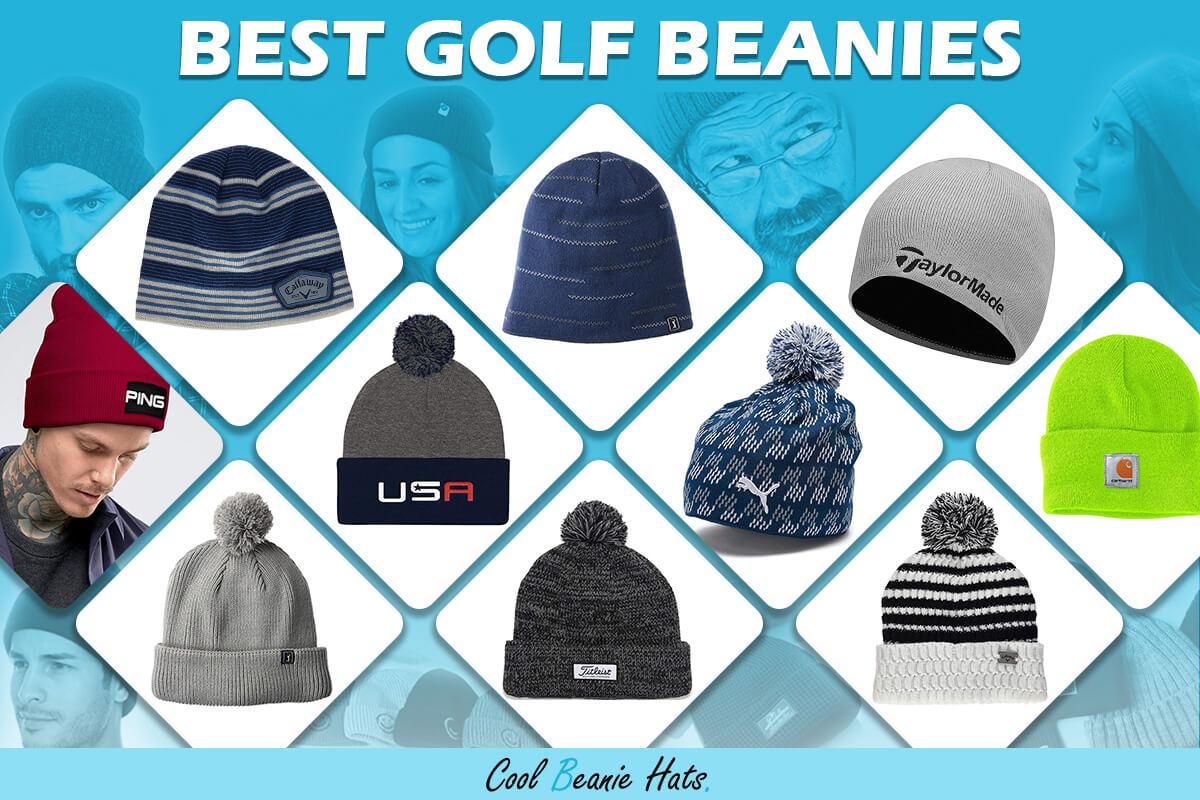 best golf beanies