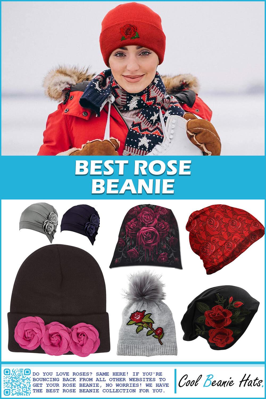 best rose beanies