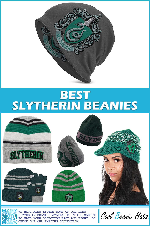 best slytherin beanies