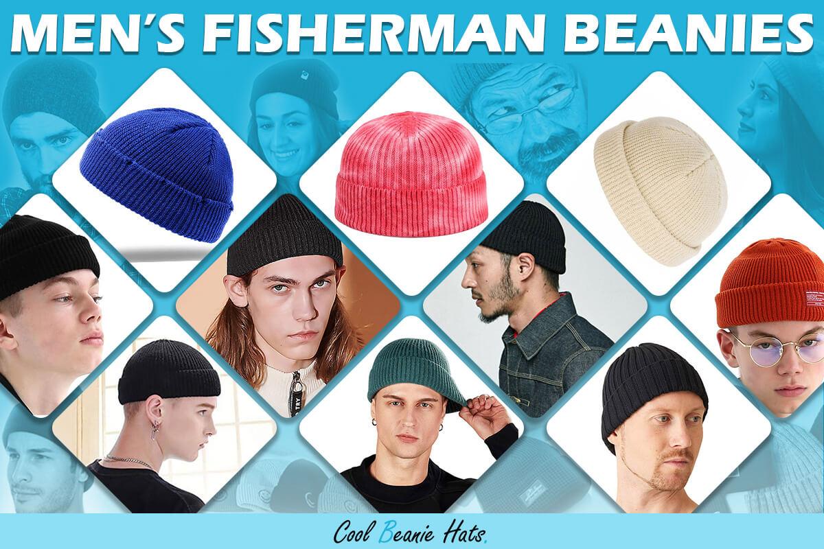 fisherman beanies for men